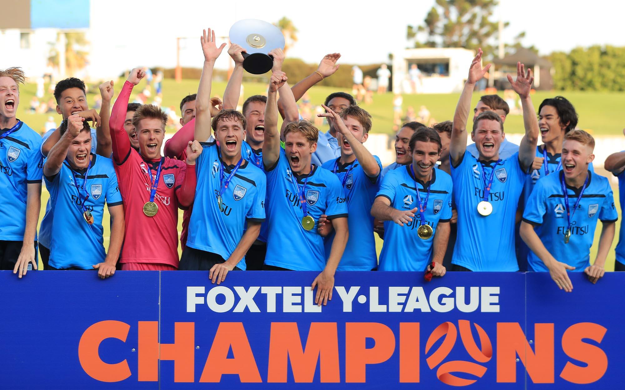 2019-20 Foxtel Y-League Champions