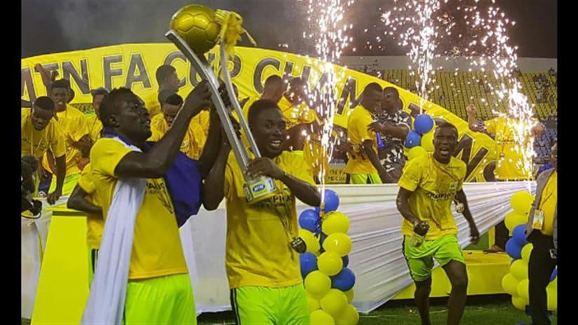 Bechem United crowned 2016 Ghana FA Cup Kings