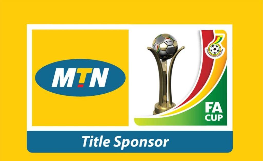 MTN FA Cup Logo